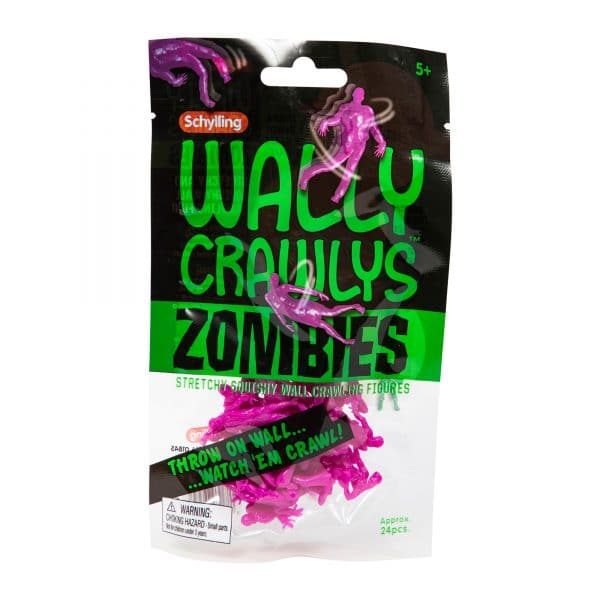 Wally Crawly Zombies Bag Package Front