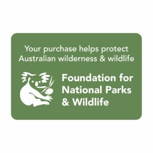 Foundation for National Parks and wildlife purchase of tiger tribe paper binoculars helps protects Australian wilderness and wildlife