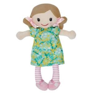 Tiger tribe mini rag doll nellie