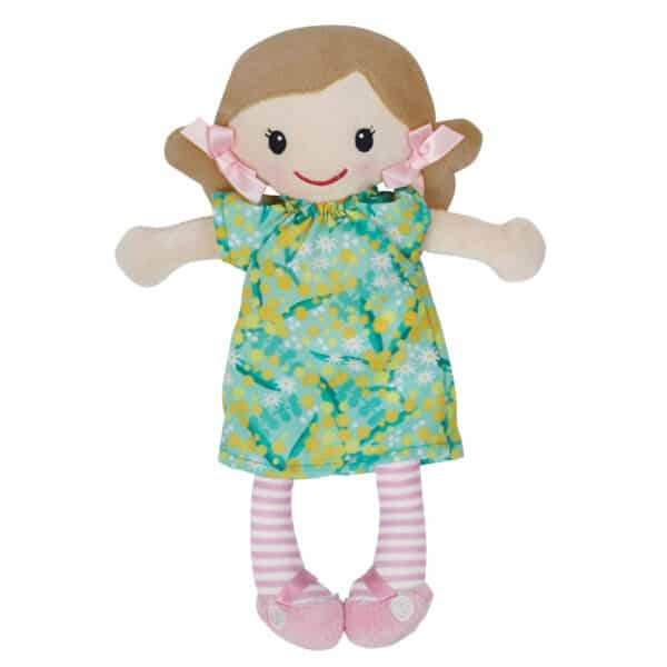 Tiger tribe mini rag doll nellie