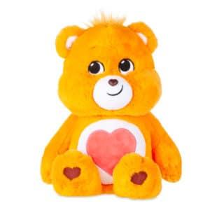 Orange Tenderheart Medium Care Bear front view