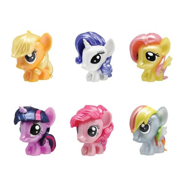 My little pony mini toy group