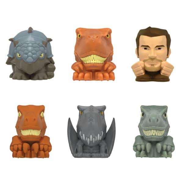 Jurassic world mashems mini toy group