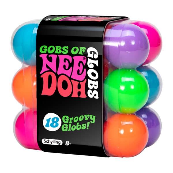 Gob of Glob mini NeeDoh stressballs