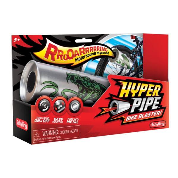 Hyper-Pipe Snake toy in box