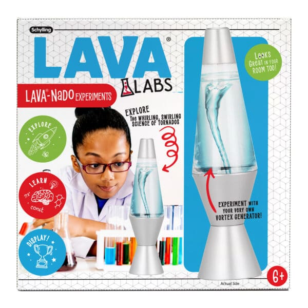 Lava Labs - Lava Nado Package Front