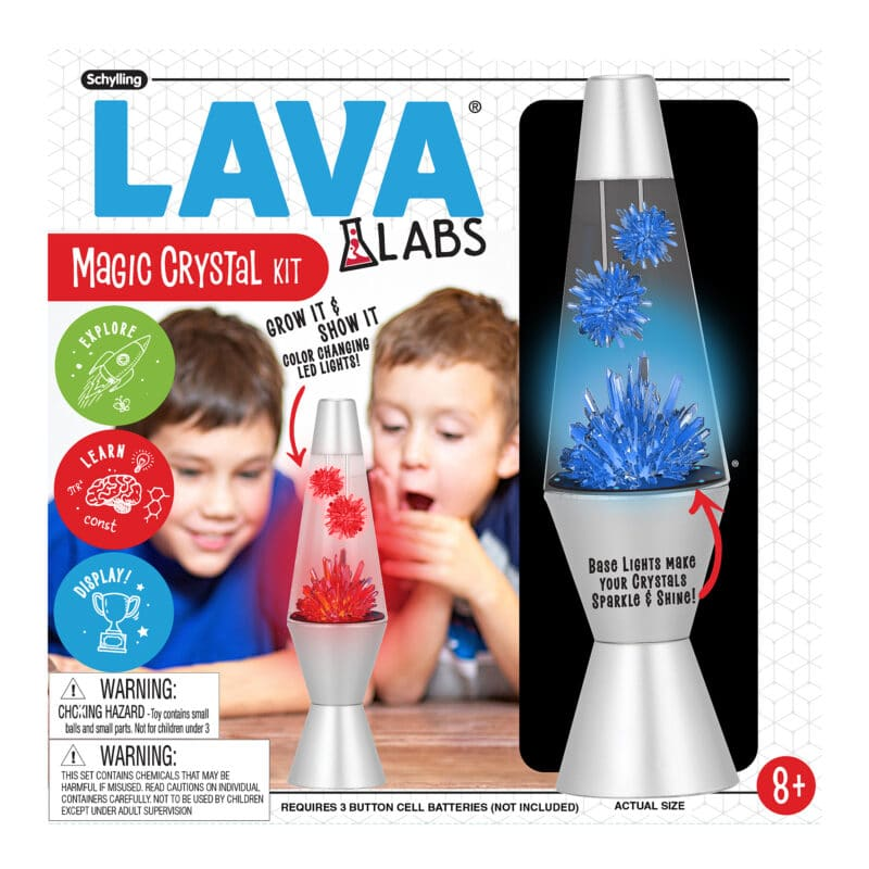 Lava Labs - Magic Crystal Kit Package Front