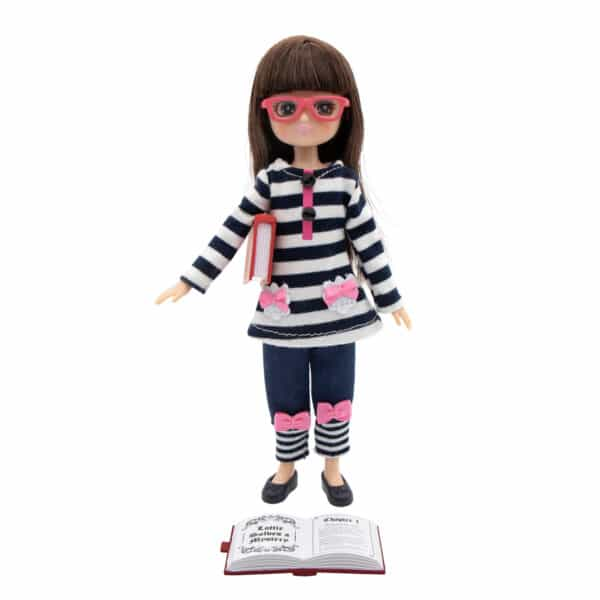Lottie Doll Story Time style