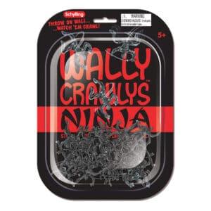 Wally Crawlys Ninja Package Front