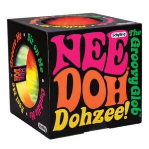 Nee Doh Dohzee Tie Dye Prints Package