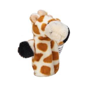 Animal Finger Puppets - Giraffe Angle Right
